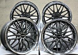 18 Roues Alliage CRUIZE 190 GM pour Opel Vivaro 2700 2900 Sportive CDTI