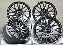 18 Roues Alliage Cruize 170 GM pour Renault Trafic Vauxhall Vivaro 2014