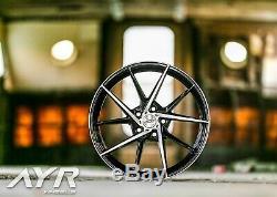 18 Roues Alliage Pour Renault Trafic Opel Vivaro Fiat Talento 2 Ayr 03 VF Bp