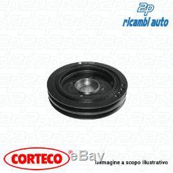 1 Corteco 80004400 Courroie Poulie, Vilebrequin Movano Combi Vivaro Combi
