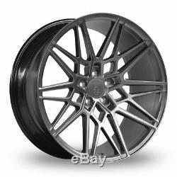 20 Carbone AXE CF1 Roues Alliage Pour Opel Vivaro 5x118 2014 Fiat Ducato