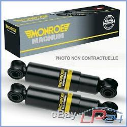2x Monroe Van-magnum Amortisseur À Huile Avant Opel Vivaro 1.9-2.5 2001