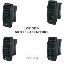 4X Grille Ventilation Nissan Primastar Opel Vivaro A 4411484 93160688 6882000QAA