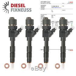 4x Bosch Injecteur Injecteur Renault Laguna Megane Scenic 1.9 DCI 0445110021