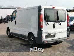 Aile gauche pour Opel Trafic Vivaro F7 06-14