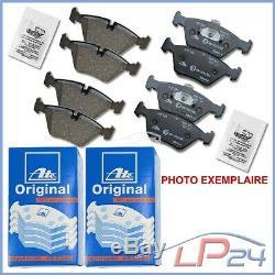 Ate Disques Pleins Ø280 + Plaquettes De Frein Arrière Opel Vivaro 2001