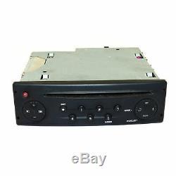 Autoradio CD Radio 8200633634 Renault Trafic II Opel Vivaro A Nissan Primastar