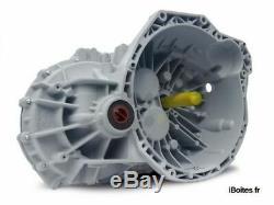 Boite de vitesses Renault Trafic 2.5 DCI / Opel Vivaro 2.5 cdTi PF6012