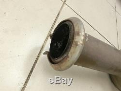 Catalyseur CAT avec fonction feux Tuyau flexible pour DTI 99KW Vivaro A Trafic I