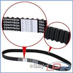Contitech Kit De Distribution+pompe Eau Opel Vivaro 2.0 Ecotec