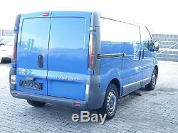 Crémaillière de direction Servo-direction pour Opel Vivaro A Trafic II
