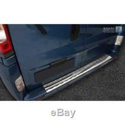 Inox Protection Pare-Chocs pour Opel Vivaro / Renault Trafic / Nissan Primast