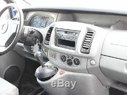 Intercooler échangeur Radiateur pour DTI 99KW Opel Vivaro A Trafic II