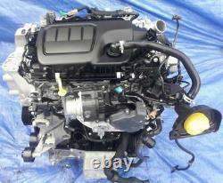 Jjm Moteur Renault 1.6 DCI R9M452 Trafic Opel Vivaro Unkomplett Garantie