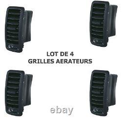 Kit Complet De Grille D'aeration Pour Trafic II Vivaro A Primastar 7701054458