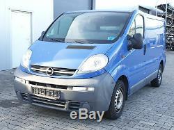 MOTEUR pour DTI 99KW Opel Vivaro A Trafic II 144TKM