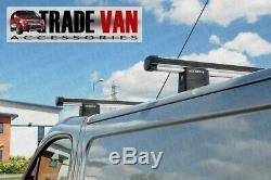 Opel Vivaro Van Barres de Toit Nordrive Professionnel 3 Verrouillable Comme