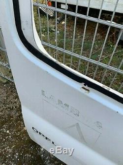 Original Opel Vivaro A Renault Trafic Année Fab. 2001-2014 Hayon Tronc Clapet