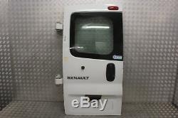 Porte arrière gauche vitrée Opel Vivaro Renault Trafic II 2001-2014 essuie glace
