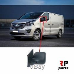 Pour Opel Vivaro 14-18 Renault Trafic Rétroviseur Chauffage Electrique Gauche