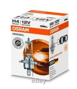 Pour Renault Trafic II Vivaro Phare + Ampoule Avant Droit Gauche Électrique H4