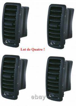 Quatre Grilles de Ventilations Primastar-Vivaro-Trafic 2001 à 2014