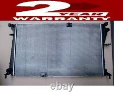 Radiateur Pour Renault Trafic Opel Vivaro / Nissan Primastar 2.0 2.5 DCI 2006