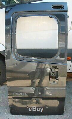 Renault Trafic 2 1,9DCI Opel Vivaro Année 2005 Porte Arrière à Charnières Gauche