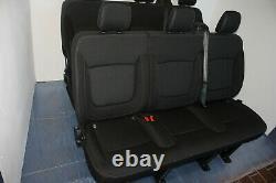 Renault Trafic III Opel Vivaro B Fiat Talento 296 3er Banquette 2+3 Série Lot