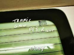 Renault Trafic Nissan Primastar Vivaro Fenetre Arriere Droite Verre E6 43r-00048
