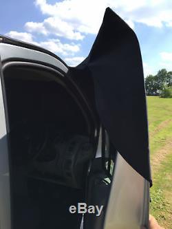 Renault Trafic Primastar Vivaro Van Vitre Protection Écran Pare-Brise Yeux Gris
