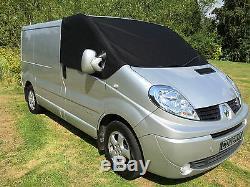 Renault Trafic Primastar Vivaro Vitre protection écran Pare-Brise EYES BLEU