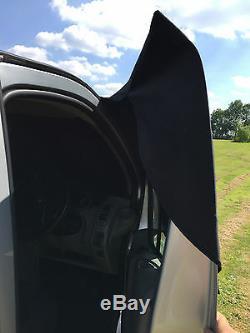 Renault Trafic Primastar Vivaro Vitre protection écran Pare-Brise EYES Rouge