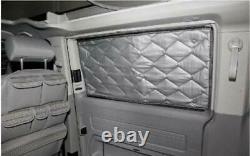 Rideaux Interne 8 pièces Renault Trafic/Opel Vivaro/Nissan Primastar 2015-2020