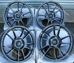 Roues Alliage 17 Dare X5 Pour 2014 Fiat Talento Renault Trafic Vivaro 5x114
