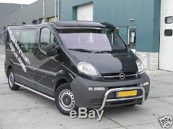 Visiere, Pare Soleil, Casquette Nissan Primastar/opel Vivaro/renault Trafic-08/14